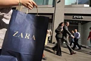 Zara advertising