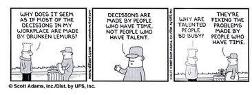 Time management vs Decisions